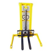 Straddle Leg Stacker- 2.5m Lift/1000kg Capacity