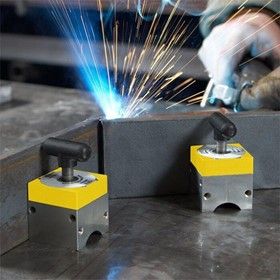 Switchable MagSquare 165 Welding Fabrication Magnet | 8100494