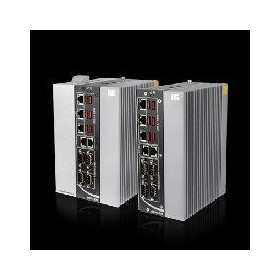 DRPC-230-ULT5 Fanless DIN-Rail Embedded System with 8th Generation Int