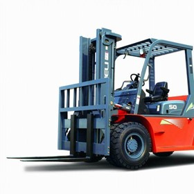 Counterbalanced Forklift | G-Series 5-10T