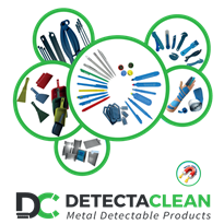 Metal Detectable Products from Detectaclean