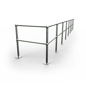Safety Barriers I Ball-Fence: Hand Rail System