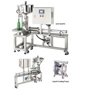 Semi-Auto Liquid Filler - KWT