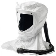 Splash Hood in Tyvek | Sundström SR561 | Breathing Apparatus