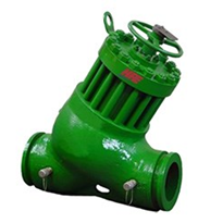Safety Isolation Valve (SIV)