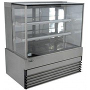 Koldtech Square Glass Ambient Display Cabinet | KT.NRSQCD.15 - 1500mm