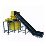 Universal Two Shaft Shredder for Security Document MSB-E800
