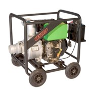 Diesel Transfer Pump 4 Inch Electric Start | DP4CL