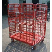 Custom Built Roll Cage Trolleys