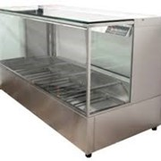 Hot Food Display Glass Cabinet | WHFSQ22