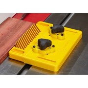 Reversible Featherboard Woodworking and Carpentry Magnet Switchable