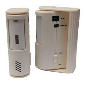 PIR Alarm Motion Sensor - Wired/Wireless & Dual/Single