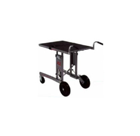 Lower workplace strains with the DEM-Truck versatile equipment trolley