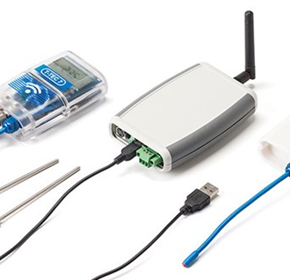 Leading food distribution company uses T-TEC data loggers