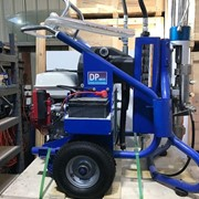 Hydraulic Driven Airless Paint Sprayer 13 HP