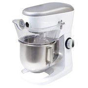Planetary Mixer, 5 lt - Electronic with Hub, White