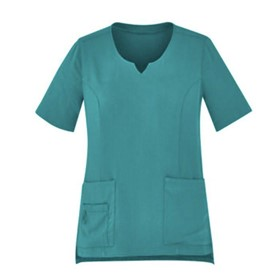 Scrub Top | Womens Round Neck CST942LS