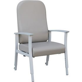 Adjustable High Back Patient Chair | Verve