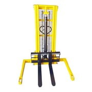 Straddle Leg Stacker- 1.6m Lift/1000kg Capacity