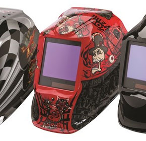 Welding Helmets with 4C Technology