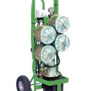 4 Pot Filtration Trolley Unit