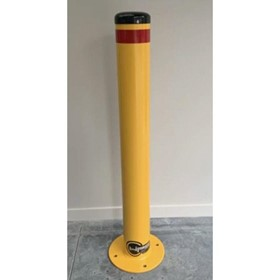 140MM Surface Mount Steel Bollard