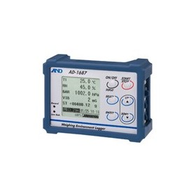 Weighing Environment Logger | AD-1687