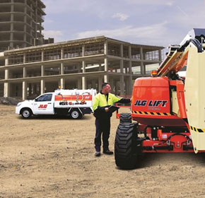 JLG simplifies service and statutory compliance