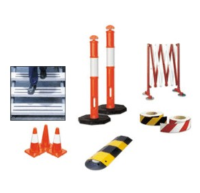 Barricades, Hazard Indicators & Traffic Control