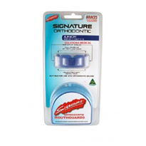 Signature Orthodontic Mouthguard Junior | Hangsell Or Boxed