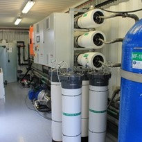 MAK Water | Water Treatment | Sea Water Reverse Osmosis (SWRO)