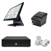 J150 POS System Bundle - No Ongoing Fees