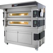 Moretti Triple Deck Electric Deck Oven With Prover | COMP S125E/3/L