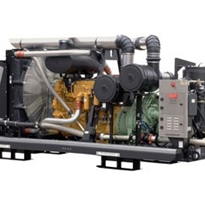 Portable Open Frame Rotary Screw Compressors | Sullair Australia