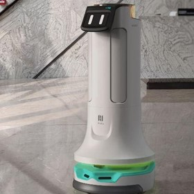 Puductor II - Autonomous Disinfection Robot