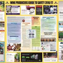 Wine Producers Guide to Industry Safety 2016/17