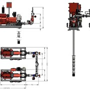 Aline | Vertical Turbine Fire pumps