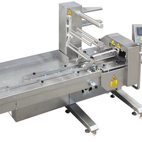 Horizontal Flow-Wrap Packaging Machine