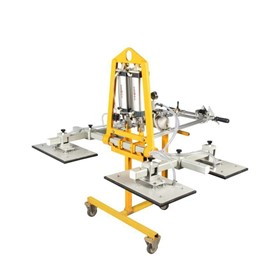 Pneumatic Vacuum Lifter AVLP4-1000kg, for lifting sheet material