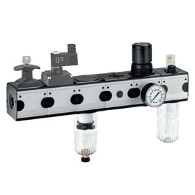 Filter Regulator Lubricator | Heavy Duty Range