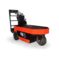 Electric Platform Tow Tractor Tug 2500KG