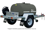Single Axle DieselPatrol Trailer | TTi- 600L - 1500L