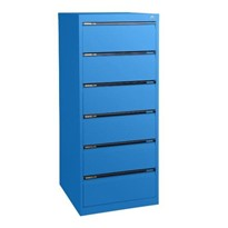 Legal Cabinet – 6 Drawers, 450/610mm deep