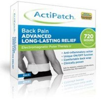 ActiPatchTM Back Pain Relief