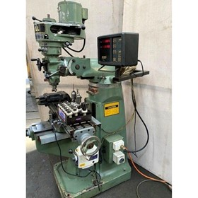 Milling Machine | GPM-200S