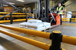Safety Barrier | A-SAFE | Micro Double-Rail iFlex Barrier