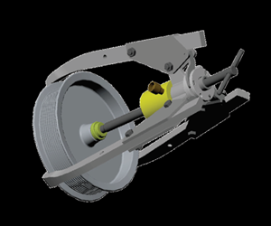 When one jaw is closed around the bearing surface, the others automatically close at the same time, making the puller easier and safer to operate. The synchronous feature of the SGM and SGH Series Pullers makes positioning the puller simple.