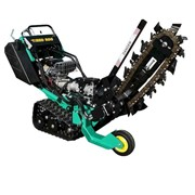 Ploughs, Hoes & Rake Attachments I 1624 STK Mini Track Trencher