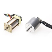 Brushed and Brushless DC Motors