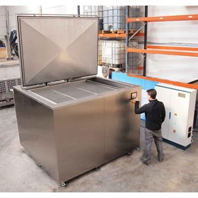 Ultrasonic Cleaner | Custom Ultrasonic Cleaners I 100-15,000L+